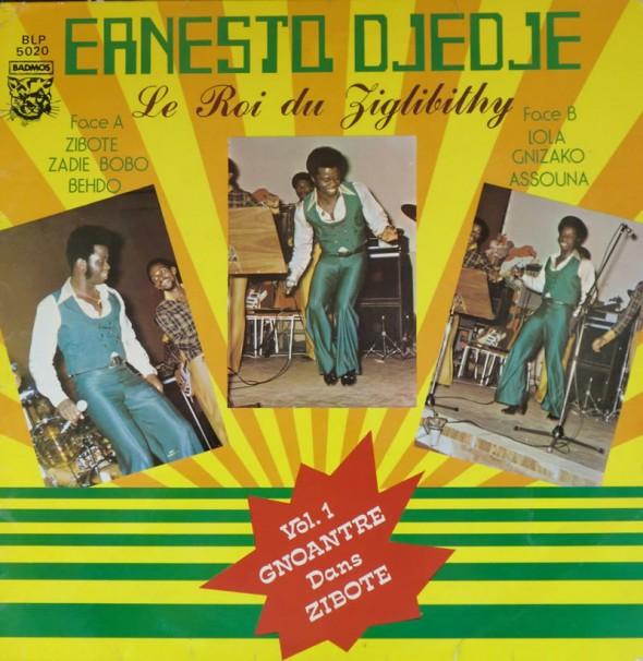 Ernesto Djedje - Ziboté