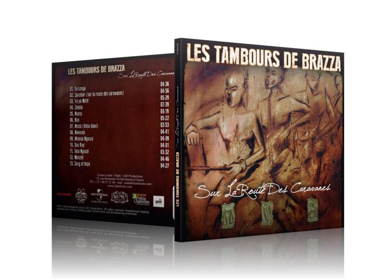 Tambours de Brazza - Sur la route des caravanes