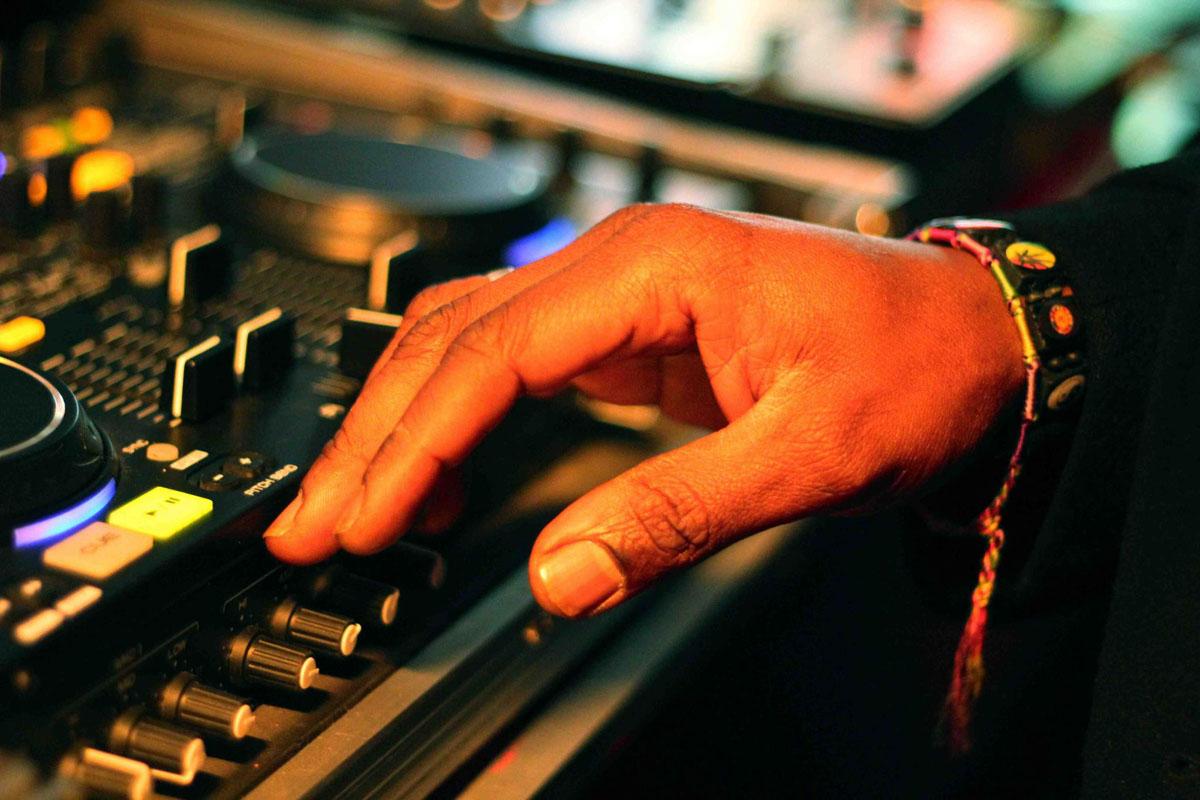 Mo DJ aka Morike Keita aka Electronic Marabout