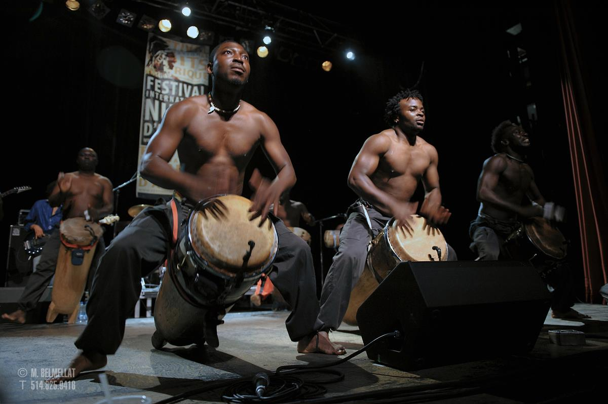 Tambours de Brazza