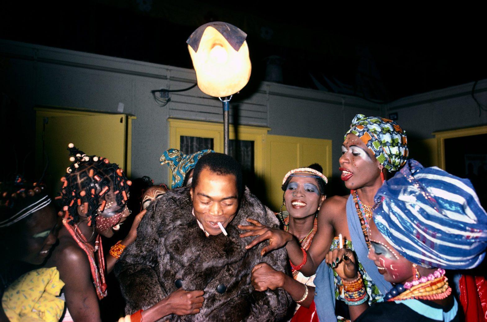 Listen to the Master: Afrobeat's Maverick Founder Fela Kuti