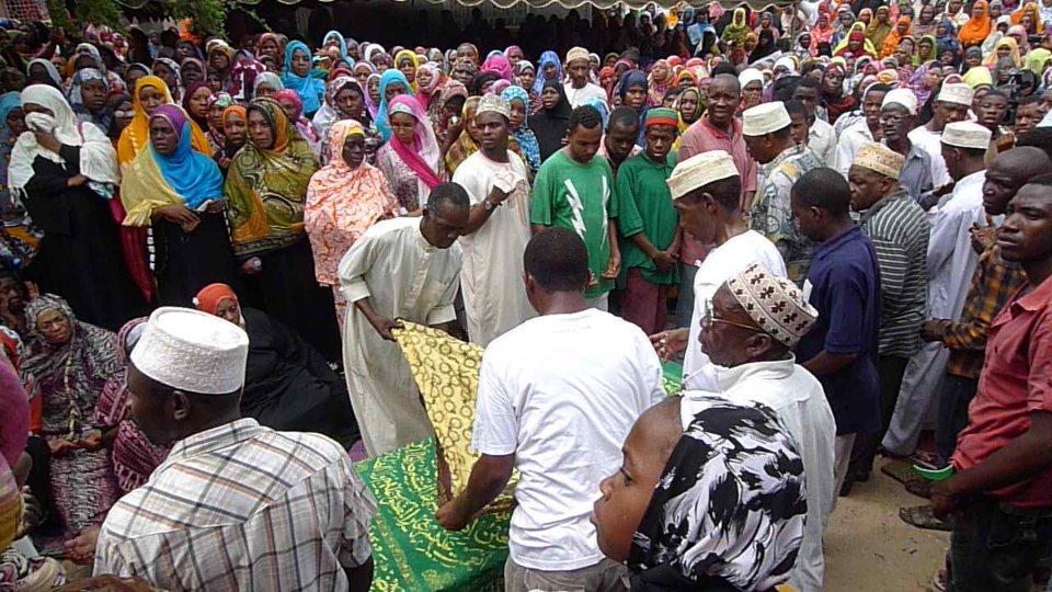 Bi Kidude Funeral