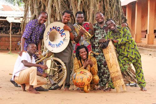 Gangbe Brass Band 2013 - 2