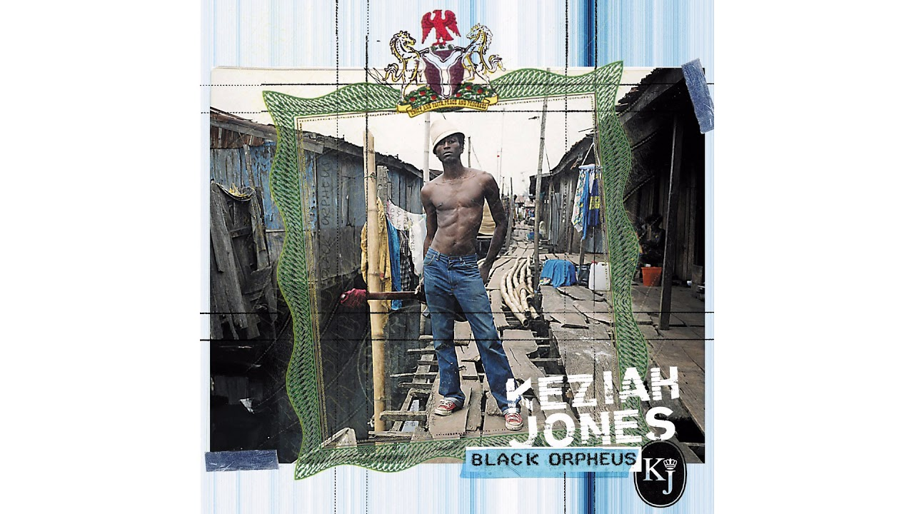 keziah jones - black orpheus