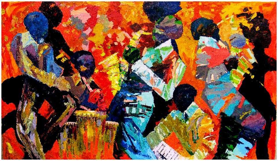 afrobeat by Doba Afolabi
