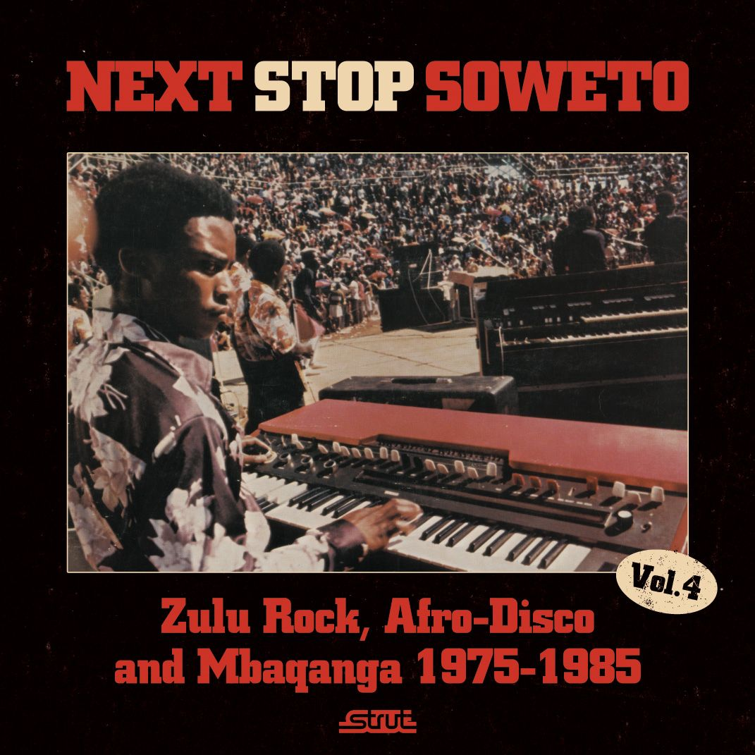 next stop soweto vol. 4 - cover