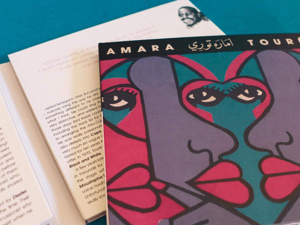amara toure - 1973-1980