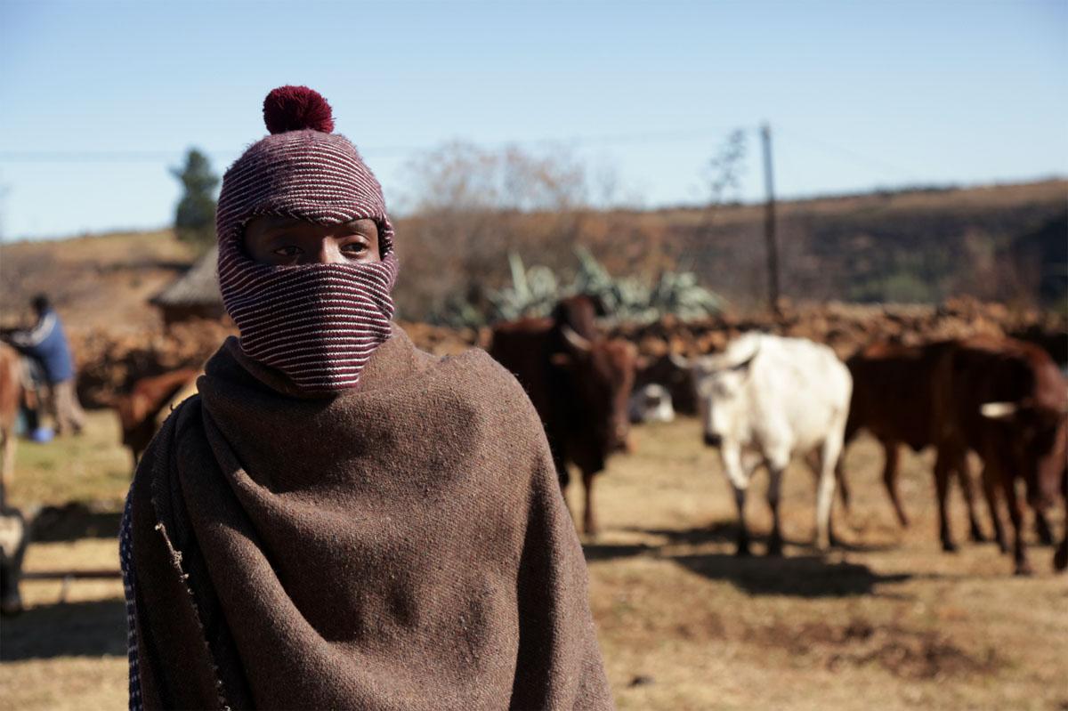 Morena Leraba - Lesotho