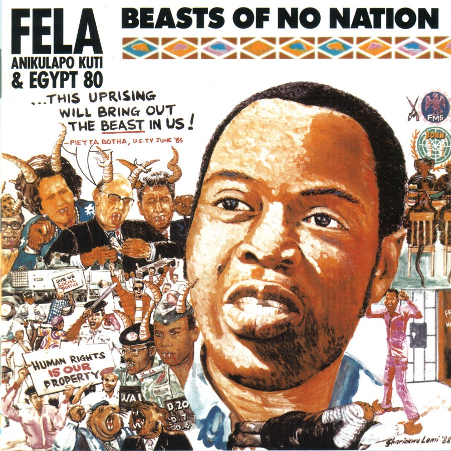 Beats of no nation - Fela Kuti