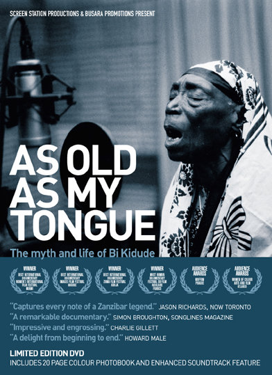 bi kidude - as old as my tongue