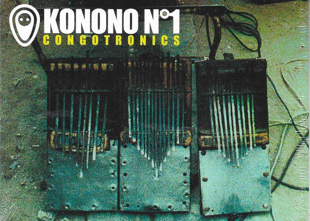 Konono n°1 - congotronics