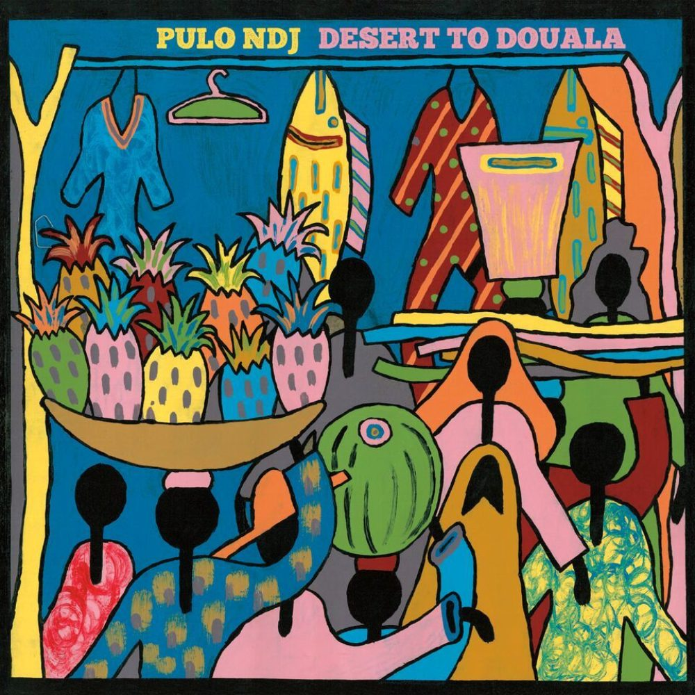 nickodemus & pulo ndj - cover - desert to douala
