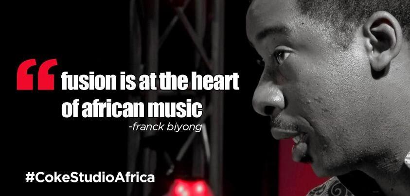 qotd - Fusion & African Music - Biyong / Coke Studio Africa