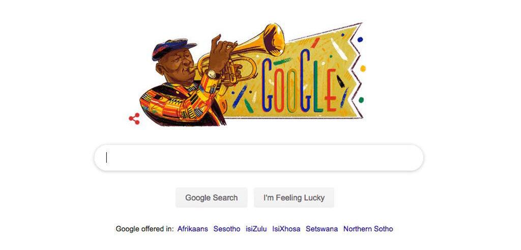 Doodle Masekela-80th bday