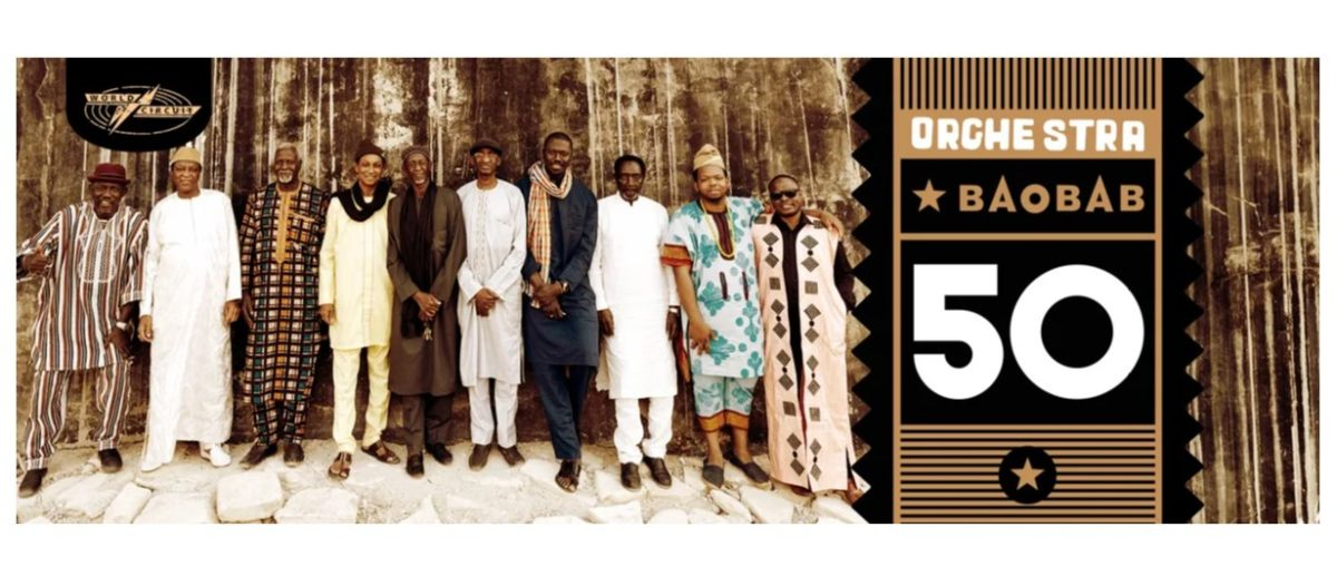 Orchestra Baobab - 50th anniversary
