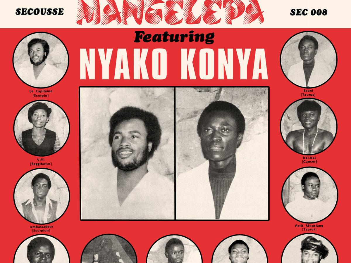 Nyako Konya - les Mangelepa