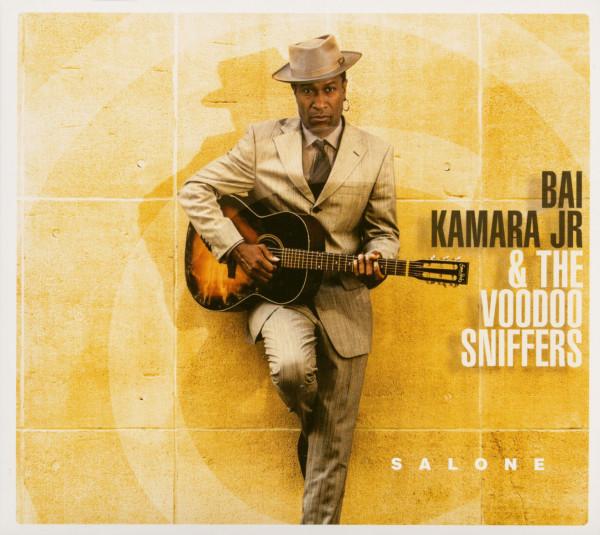 Bai Kamara Jr. - Salone