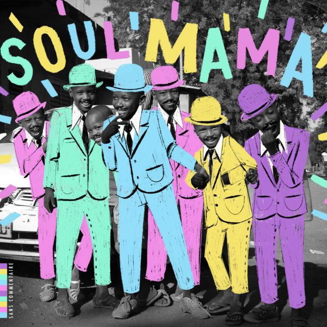 Mama Sissoko - Soul Mama