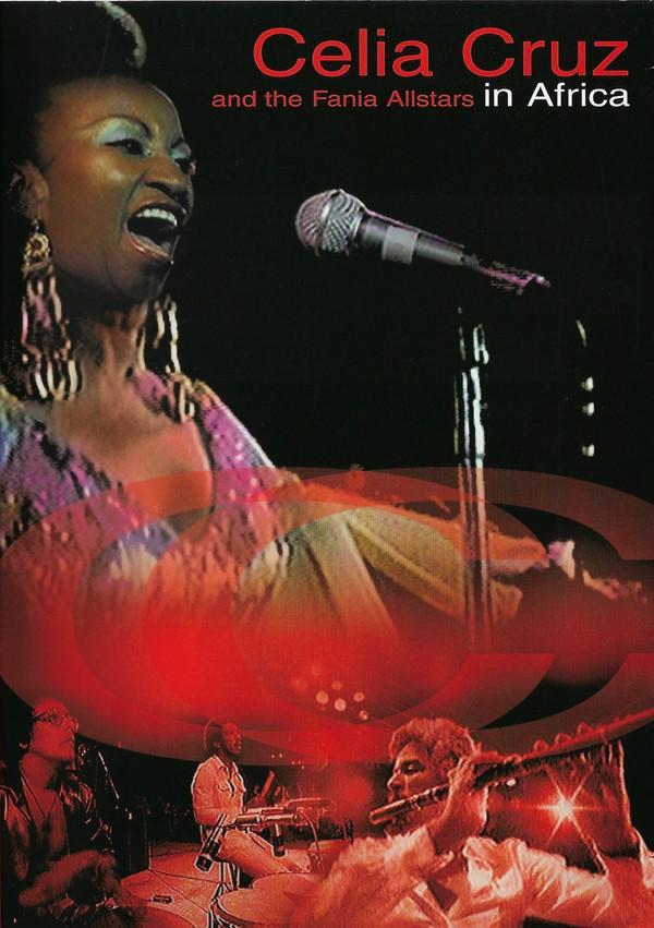 Celia Cruz & Fania All Stars in Africa 74