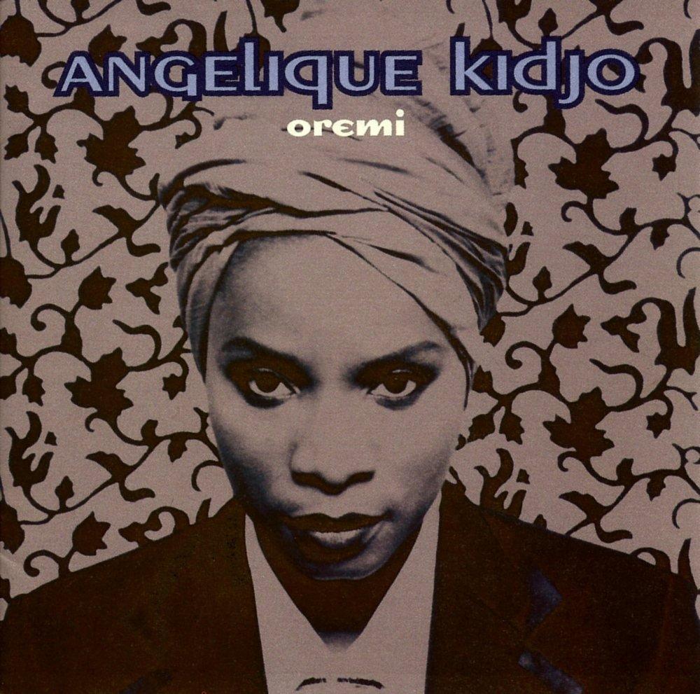 Angelique Kidjo - album Oremi