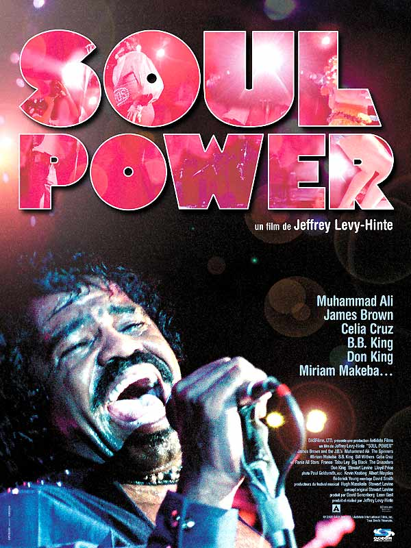Soul Power - Kinshasa 74