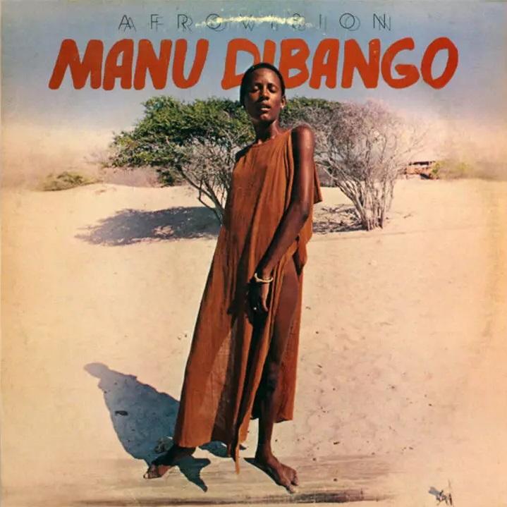 Manu Dibango - Afrovision