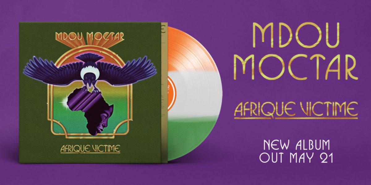 Mdou Moctar - Afrique Victime