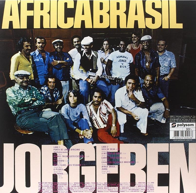Africa Brasil - Jorge Ben