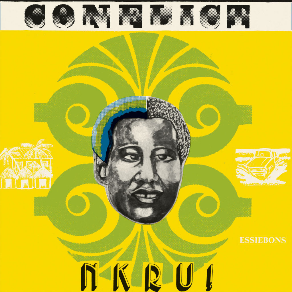 Ebo Taylor - Conflict Nkru!