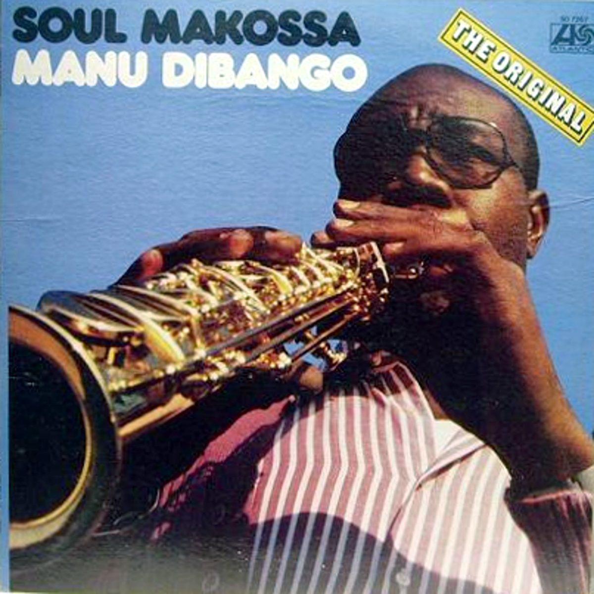 Manu Dibango - Soul Makossa (original cover)