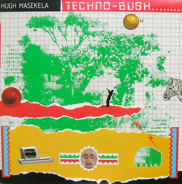 Hugh Masekela – Techno-Bush