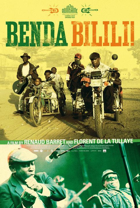 Benda Bilili - affiche v1