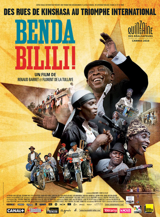 Benda Bilili - affiche v2