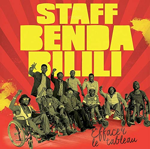 staff benda bilili - Effacer le tableau